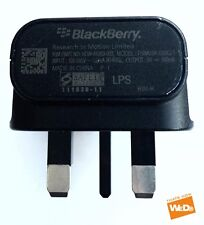 Genuine Original BlackBerry psm03k-050q-1 5V 0.55A/550mA Micro USB POWER ADAPTER