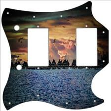 SG Standard Pickguard Custom Gibson Graphic Graphical Guitar Pick Guard Bora