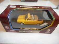 Road Legends VW Volkswagen GOlf 1 Cabriolet 1978 in Yellow on 1:43 in Box