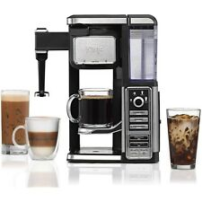 Ninja Coffee Bar Single Serve System With Auto IQ - 5 Brew Typs (CF110)
