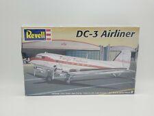 Revell 1:90 DC-3 Airliner Model Kit M-499 Sealed New