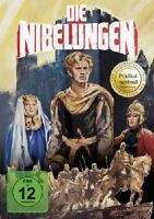 DIE NIBELUNGEN ( 1966 / 1967 ) - UWE BEYER / KARIN DOR / HARALD REINL 2 DVD NEU