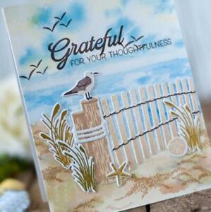 Metal Cutting Dies Scrapbooking Card Making DIY Embossing Cuts New Craft Fence