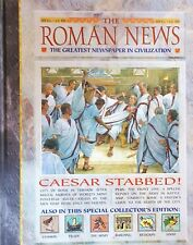 Roman News Greatest Newspaper in Civilization Oversized Hardcover History