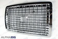 2004 - 2013 VOLVO VNL Front Grille All Chrome NEW W/O bug screen G47
