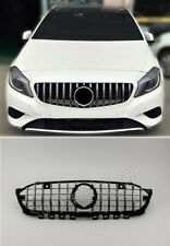 MERCEDES BENZ A-CLASS W177 GT AMG Frontstoßstange GRILL TUNING ABS