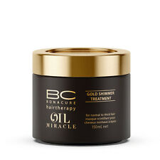 Schwarzkopf Professional BC Oil Miracle Argan Oil Goldschimmer Kur