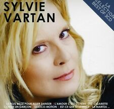 Sylvie Vartan - Vartan, Sylvie : La Selection [New CD] Germany - Import