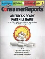 Consumer Reports Magazine September 2014 Mercedes Maserati Pod Coffeemakers TV's