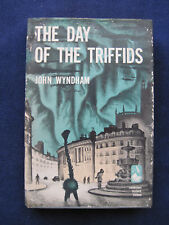 DAY OF THE TRIFFIDS by JOHN WYNDHAM - Andre Norton's Copy wi Her Bookplate, 1st