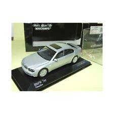 BMW Serie 7 2001 Gris MINICHAMPS 1:43
