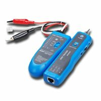 Cable Finder Locator Phone Cable Tester Tracker Wire Phone Network Toner Tracer