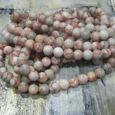Free postage Oz Seller Natural Weathered Agate 8mm Magenta 45pce Strand