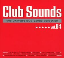 Club Sounds - Vol. 84 - 3 CD NEU/OVP