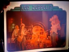 Led Zeppelin Live In Concert 1970's Vintage Americana Iron On Transfer B-8