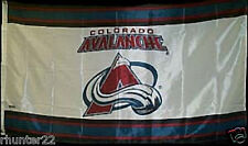 Huge High Quality 3' x 5' Colorado Avalanche Licensed NHL Flag - Free Shipping