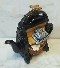 Cardew Design Washing Mangle Miniature ceramic Teapot Collectable Vintage large