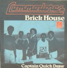 "COMMODORES – Brick House (1977 MOTOWN SOUL/FUNK VINYL SINGLE 7"" HOLLAND)"