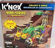 Knex Robo-Strike Building Set 163 Pieces Set 2012 Edition by K'nex