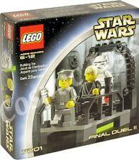 LEGO 7201 - STAR WARS - Final Duel II - 2002 - w/ Box