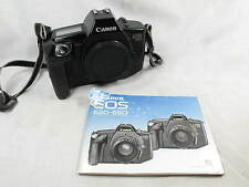 CANON EOS 650 35mm SLR CAMERA BODY GOOD
