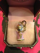 NWT 2008 Juicy Couture PINK BUBBLE GUM MACHINE Charm
