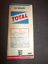 Carte  total michelin  france nord 998 1963