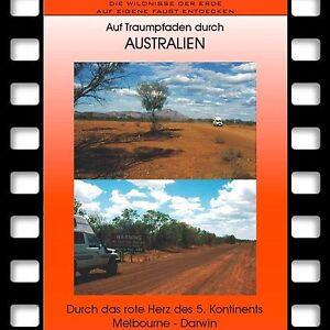 AUSTRALIEN  TOP Reise-DVD für Entdecker 2018  - Quer durch Australiens Outback