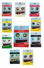 Frozen Fish Food--6 X 100g blister packs--Bloodworm etc.