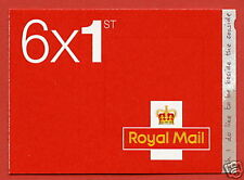 PM15 2008 6 x 1st Beside the Seaside Adhesive Booklet
