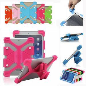 For LG G Pad F 8.0 UK495 AK495 2nd Universal Shockproof Soft Silicone Cover Case