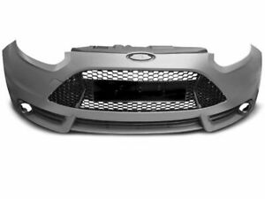 ST Style Front Bumper For Ford Focus MK3 2011 - 2014