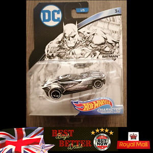 Hot Wheels DC Batman Character Car 1:64 Scale Die-Cast Vehicle BRAND NEW