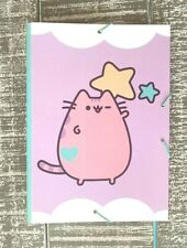 Folder with Elastic Straps - Pusheen The Cat