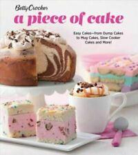 BETTY CROCKER A PIECE OF CAKE