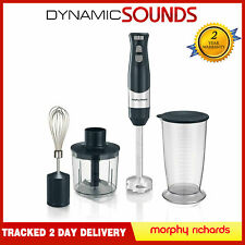 Morphy Richards 402061 600W Total Control Hand Blender Set