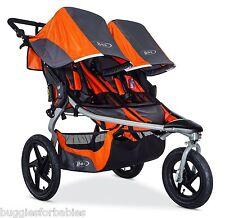 Bob 2016 Revolution Flex Duallie Canyon Orange Brand New Free Shipping U601859