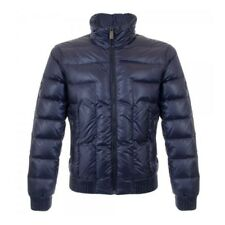 Mens Versace Collection, Puffer Down Jacket, Dark Blue, Sz 54IT, 100% Authentic!