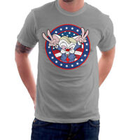 Pinky And The Brain Donald Trump Men's T-Shirt