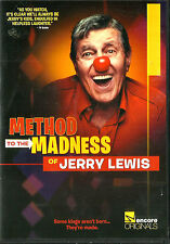 METHOD TO THE MADNESS OF JERRY LEWIS BRAND NEW, BUT UNSEALED! Region 1