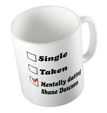 MENTALLY DATING SHANE DAWSON MUG/CUP CHEEKY FUN YOUTUBER GIFT PRESENT