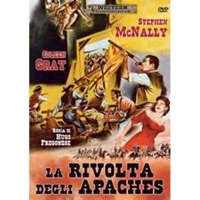 RIVOLTA DEGLI APACHES LA DVD