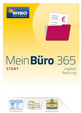 Download Version WISO Mein Büro 2017 - 365 - Start
