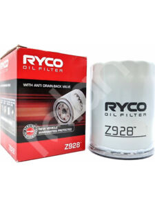 Ryco Oil Filter FOR FORD MUSTANG SF (Z928)