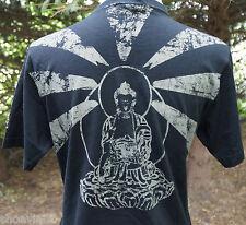 Black Prince By Belstaff FREE TIBET Short Sleeve T Shirt EU Size 40 New Crewneck