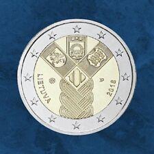 Litouwen 2018 - Baltische Staten - 2 euro CC - UNC