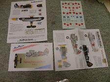Aeromaster  decals 1//48 48-111 Butcher Birds Part 4    L87