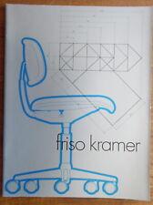 Friso Kramer - Wil Bertheux -  Wim Crouwel - Stedelijk museum - 1978