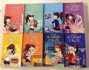 Le CARNET D'ALLIE tomes 1 à 8 Meg Cabot roman