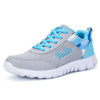 Womens Sneakers Walking Running Athletic Sport Tennis Casual Breathable Shoes US